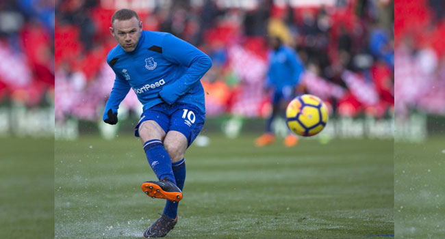 Everton Confirm Rooney To Join DC United