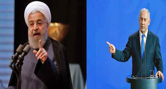 Netanyahu Alleges Iran's Uranium Enrichment To Destroy Israel