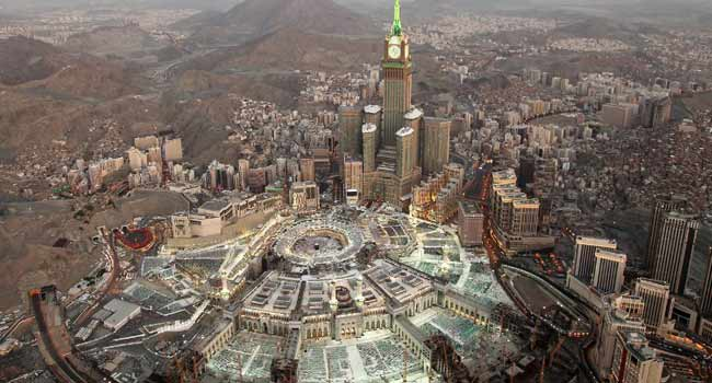 Man Commits Suicide At Mecca's Grand Mosque
