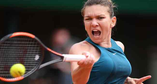 Halep Doubles Up By Crushing Venus In Straight Sets