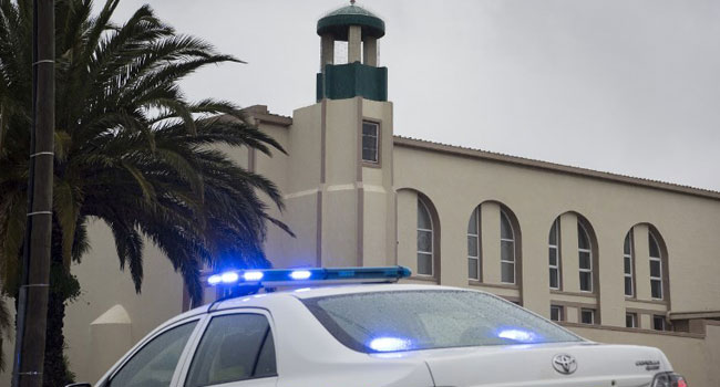 Two Stabbed To Death In South Africa Mosque