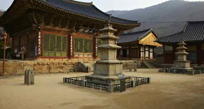 UNESCO Lists Korean Buddhist Temples As World Heritage Sites