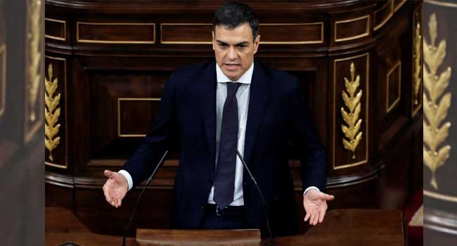 Spain PM Loses First Parliament Vote To Remain In Power