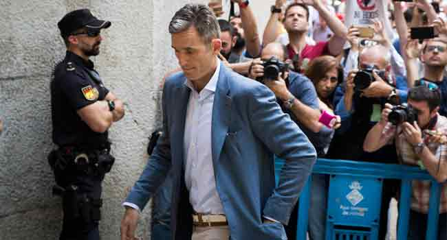 Spanish King's Brother-In-Law Jailed Over Graft Conviction