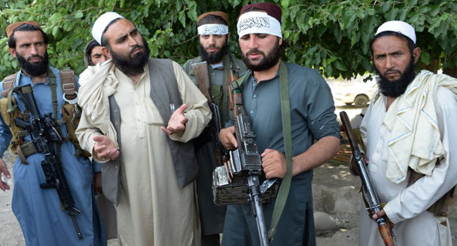Taliban Threaten Afghan Presidential Elections