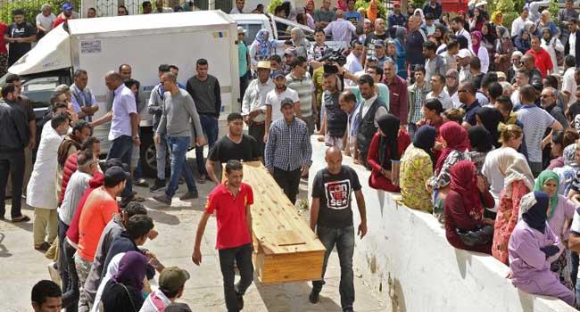Death Toll From Tunisia Migrant Shipwreck Rises To 52
