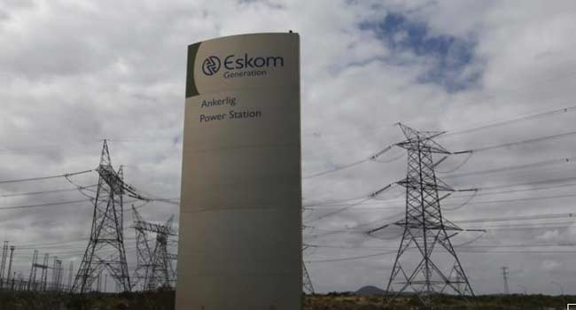 South African Power Supply Hit By Protests At Eskom Plants