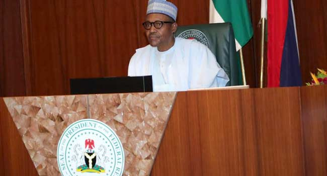 ASUU Strike: Buhari Meets With National Association Of Nigerian Students