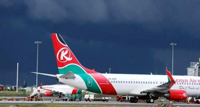Kenya Stowaway Falls To Death From Plane In South-West London