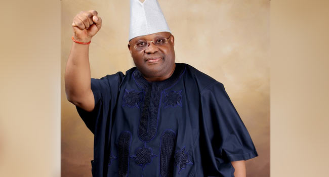 BREAKING: Ademola Adeleke Wins Osun PDP Governorship Primary