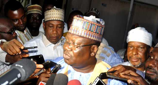 Ministerial List Almost Ready - Senate President
