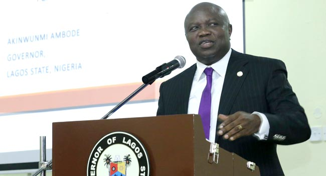 Community Policing, Strong Intelligence Will Solve Nigeria's Security Challenges – Ambode