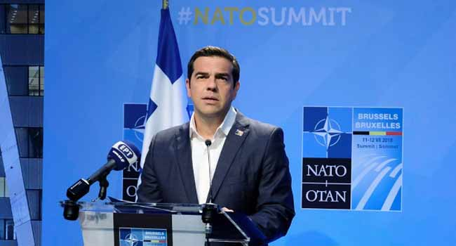 Greek PM Announces Minimum Pay Rise As Elections Loom