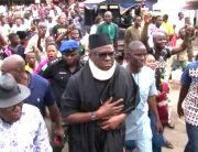 'I Need A Right To Life', Fayose Laments After Ekiti Election