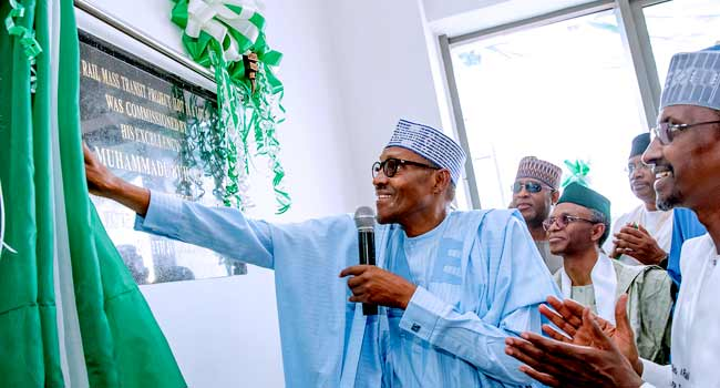 We Are A Government That Delivers On Its Promises – Buhari