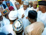 Why I Declared Re-election Bid Early – Buhari