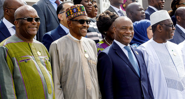 AU Summit: Buhari Calls For Repatriation Of Stolen Assets Without Legal Obstacles