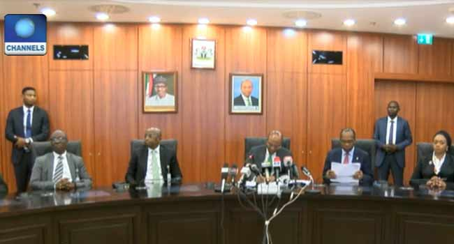 CBN Holds 262nd MPC Meeting