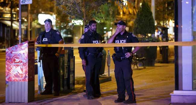Toronto Mall Evacuated After Gunshots