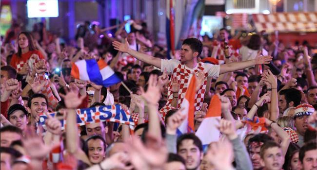 Croatia Set For 'Historic' World Cup Final