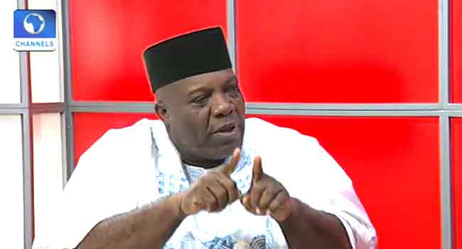 Again, EFCC Arrests Doyin Okupe
