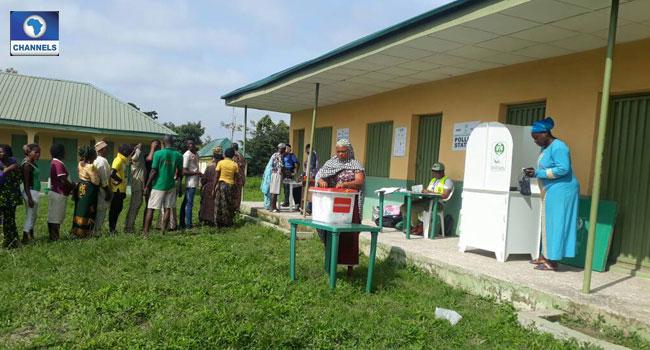 LIVE UPDATES:  Ekiti Governorship Election – Fayemi, Olusola, 33 Others Battle To Succeed Fayose