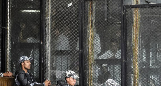 Egyptian Court Sentences 75 Persons To Death