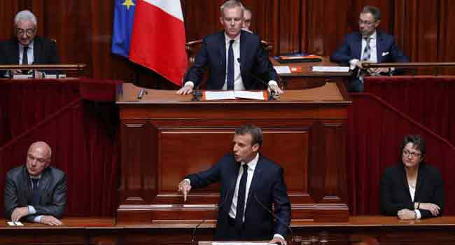 French Parliament To Grill Minister Over Macron's Aide Assault