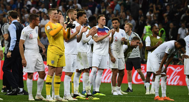 'Three Lions' Football Song Tops UK Charts Despite England's Elimination
