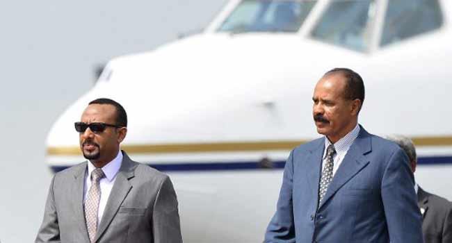 Somali, Eritrean Leaders In Ethiopia To Cement Regional Ties