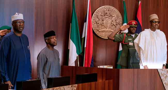 FEC Approves Tax Information Exchange Between Nigeria, Others-FECCCCCCC