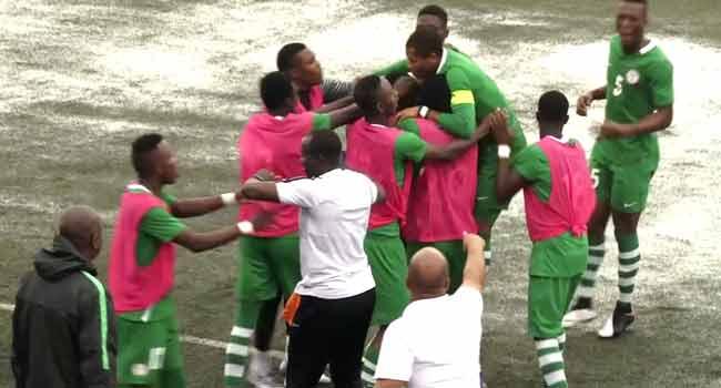 Nigeria Rout Mauritania 5-0 To Qualify For 2019 U-20 AFCON
