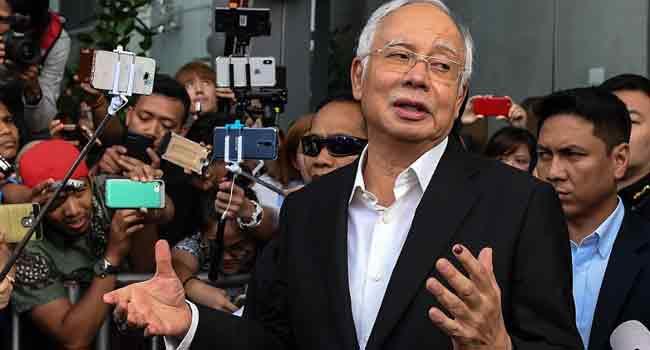 Former Malaysian PM Najib Arrested Over Huge Graft Probe