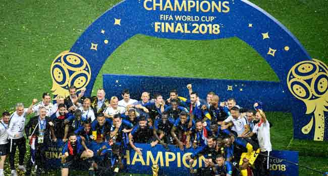 Updated: France Beat Croatia To Win Second World Cup After 20 Years