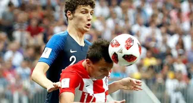 LIVE: France Battle Croatia For World Cup Glory