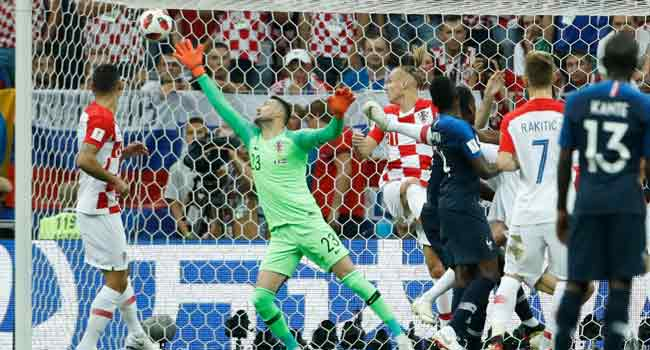 Croatia World Cup Keeper Subasic Retires