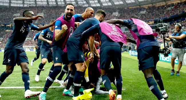 BREAKING: France Beat Croatia To Win Second World Cup After 20 Years