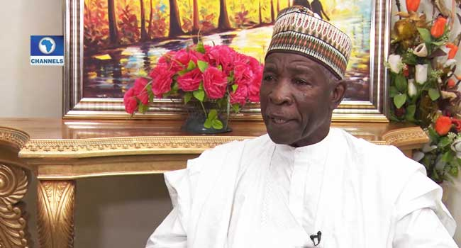 We Wanted To Build An Egalitarian Society Under APC – Galadima