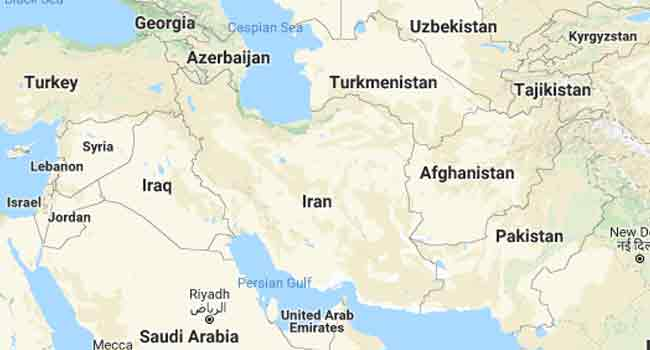 Iran Arrests Opposition Figure 'Directed By French Intel'