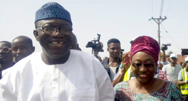 INEC Declares Kayode Fayemi Winner Of Ekiti Governorship Election