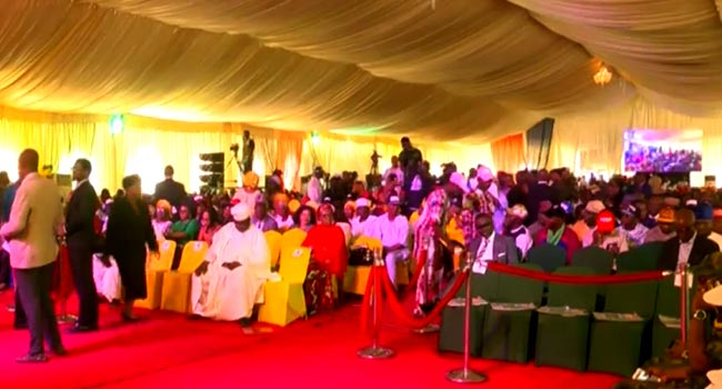LIVE: Lagos Govt Holds Town Hall Meeting