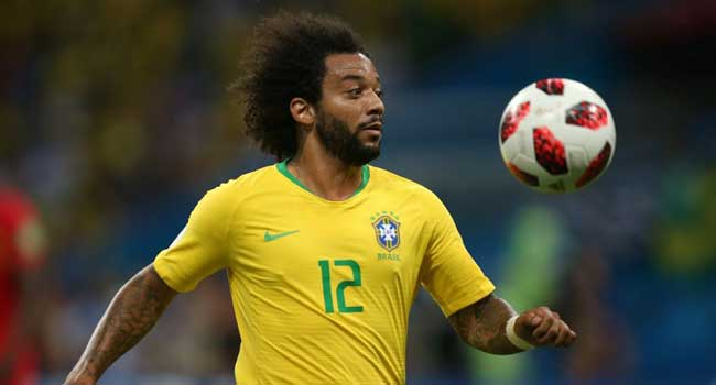 Marcelo In For Brazil As Martinez Tweaks Belgium Line-Up