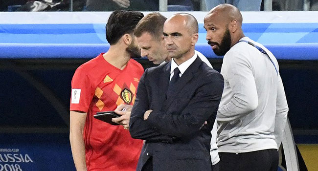 'One Set Play The Difference', Martinez Laments Belgium's Defeat