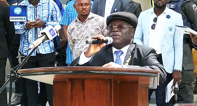 Four Judges Will Be Posted To Port Harcourt By September, Says NIC President