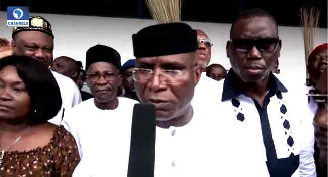 2019 Elections: Court Nullifies Omo-Agege, Others' Candidacy