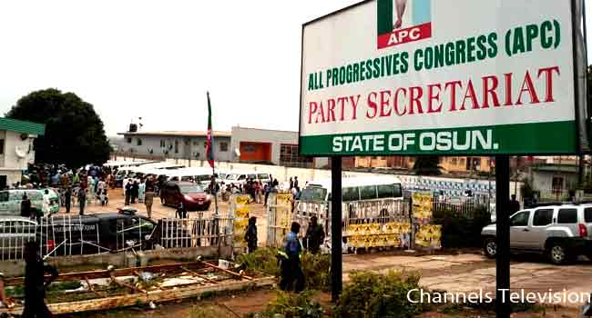 APC Holds Governorship Primary Election In Osun