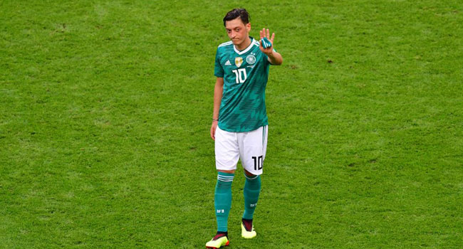 Bierhoff Admits Mistakes, Apologises Over Ozil's Affair