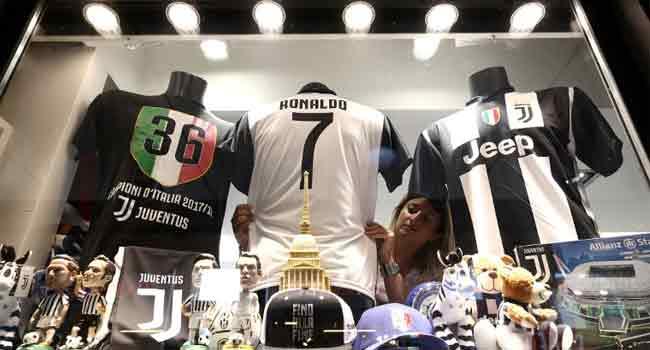 Ronaldo Arrives Turin Ahead Of Juventus Unveiling