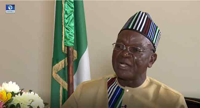 Benue Governor Ortom Recovers From COVID-19