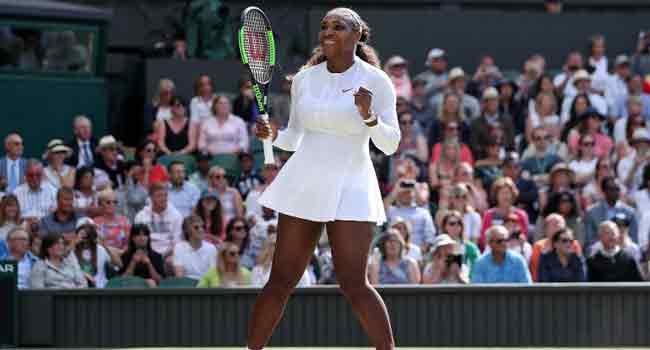 Serena Survives Scare To Make 11th Wimbledon Semi-Final